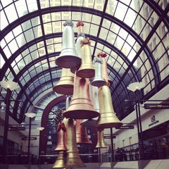 Photo taken at Crocker Galleria by Ed H. on 11/27/2012