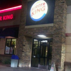 Photo taken at Burger King by nicole j. on 9/16/2011