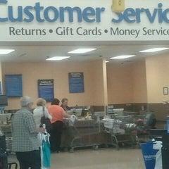 Photo taken at Walmart Supercenter by Brandie N. on 8/30/2011