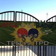Photo taken at Yager Stadium by Raubin P. on 10/23/2011