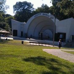 Photo taken at Levitt Shell by Eric on 6/24/2012