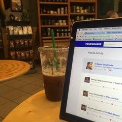 Photo taken at Starbucks by Nasos E. on 7/30/2015