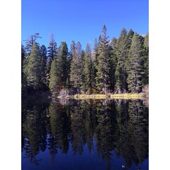 Photo taken at Desolation Wilderness by Paulina on 10/19/2013
