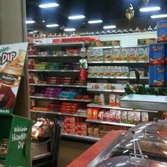 Photo taken at Dearborn Fresh Market - اسواق المدينة by Shab A. on 10/11/2012