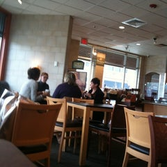 Photo taken at Panera Cares - A Community Cafe by Shab A. on 11/18/2012