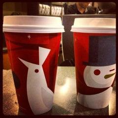 Photo taken at Starbucks by aмanda~ on 11/11/2012