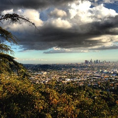 Photo taken at Griffith Park Trail by Annel A. on 12/27/2012