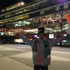 Photo taken at Stockholms Stadsteater by Sandra S. on 3/22/2013