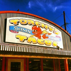 Photo taken at Torchy's Tacos by Jenn T. on 1/31/2013