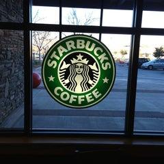 Photo taken at Starbucks by Lori B. on 1/9/2013
