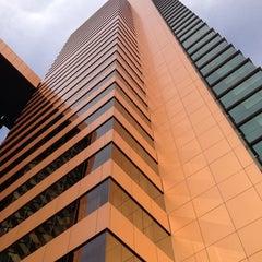 Photo taken at Santiago Marriott Hotel by Sebastián M. on 7/2/2013
