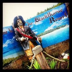 Photo taken at Blackthorne Resort by Kimberley G. on 8/23/2014
