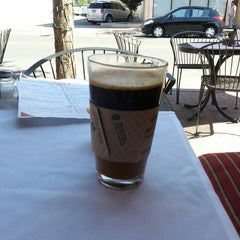 Photo taken at Gold Street Caffe by Brian A. on 6/25/2014
