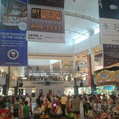 Photo taken at MarQuee Mall by Joei B. on 10/21/2012