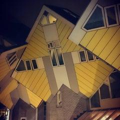Photo taken at Stayokay Rotterdam by GJ K. on 9/23/2015