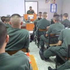 Photo taken at โรงเรียนรักษาดินแดน (Territorial Defense School) by Saek T. on 9/27/2012