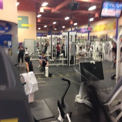 Photo taken at 24 Hour Fitness by Polly T. on 5/10/2013