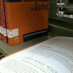Photo taken at Biblioteca da FT by Marcinha B. on 4/5/2013
