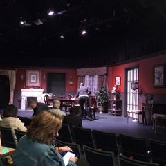 """Photo taken at Haddonfield Plays And Players by Jay """"burlcamco realtor"""" K. on 9/20/2014"""