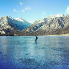 Photo taken at Banff National Park by Jesse F. on 2/2/2013