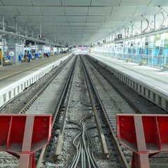 Photo taken at London Blackfriars Railway Station (BFR) by Avi G L. on 7/1/2013