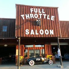 Photo taken at Full Throttle Saloon by Chuck R. on 8/21/2014