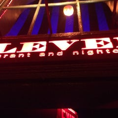 Photo taken at Eleven Nightclub by Jerry C. on 9/20/2013
