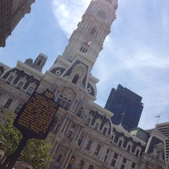 Photo taken at Bus Stop Broad & Arch by Alisa F. on 7/16/2014
