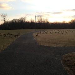 Photo taken at Washington Lake Park by Huda K. on 2/24/2013