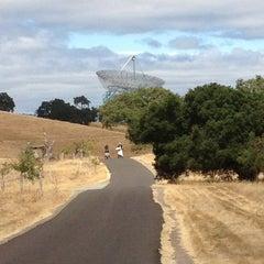 Photo taken at Stanford Dish Trail by Alan J. on 7/16/2013