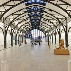 Photo taken at Hamburger Bahnhof - Museum für Gegenwart by Nico R. on 7/12/2013