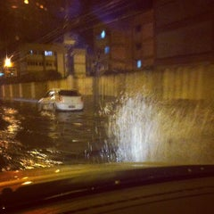 Photo taken at Avenida Santa Leopoldina by Karla Rodrigues A. on 11/21/2012