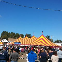 Photo taken at Deerfield Fair by Shawn M. on 9/29/2013
