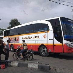 Photo taken at Terminal Pulo Gadung by Agus R. on 12/7/2013