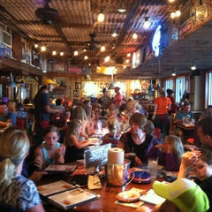 Photo taken at Bubba Gump Shrimp Co. by Larry C. on 6/27/2013
