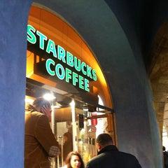 Photo taken at Starbucks by Irenushka💎 on 5/2/2013