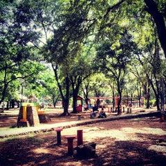 Photo taken at Parque Mirador Sur by tranced on 8/4/2013