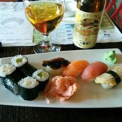 Photo taken at Geisha Sushi Bar by Honza N. on 8/13/2015