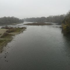 Photo taken at American River Trail By Watt by Greg on 12/10/2014