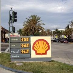 Photo taken at Shell by Karim on 11/19/2013