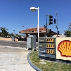 Photo taken at Shell by Karim on 8/13/2014