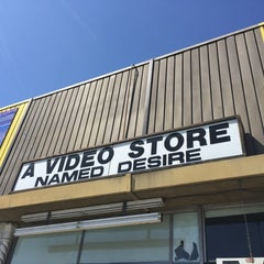 Photo taken at A Video Store Named Desire by Karim on 3/23/2015