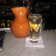 Photo taken at La Tasca Restaurant by Edward B. on 11/9/2012