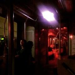 Photo taken at MUNI Metro Stop - Sunset Tunnel East Portal by Kajsa S. on 5/6/2015