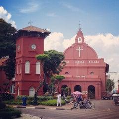 Photo taken at Malacca (Melaka) by Ryan G. on 7/29/2015