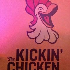 Photo taken at Kickin' Chicken Downtown Charleston by Cris Repolês on 12/12/2012