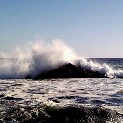 Photo taken at Isla Negra by Emilio R. on 12/8/2012