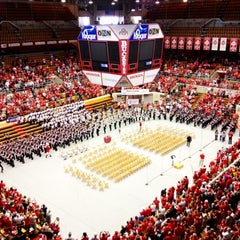 Photo taken at St. John Arena by James W. on 9/15/2012