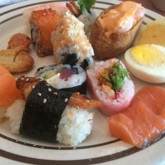 Photo taken at East Star Chinese Buffet and Sushi by Chris A. on 4/24/2014