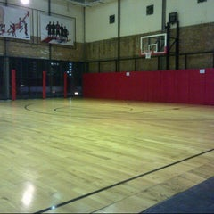 Photo taken at Hoops Arena by Irsan F. on 10/4/2012
